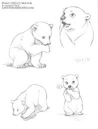 easy sketch of cute cartoons pencil drawing collection