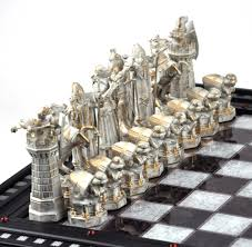 the wizard u0027s chess set from harry potter and the philosophers