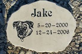 memorial stones for dogs engraved stones by stoneworx