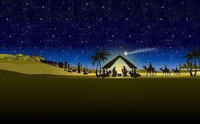 christmas manger free christmas nativity wallpaper wallpapers browse