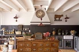 cuisine ambiance bistrot chaise de cuisine style bistrot luxe cosy déco cuisine ambiance