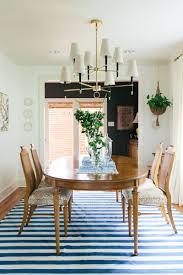 Carpet In Dining Room 12 Of Our Favorite Striped Spaces U2013 Design Sponge