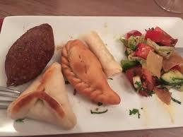 canap entr s froides assortiment d entrées froides picture of o liban ixelles