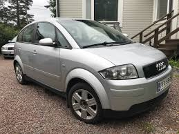 audi a2 1 4 5d hatchback 2003 used vehicle nettiauto