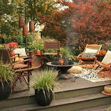 Decorating Decks And Patios 143 Best Fall Decorating Ideas For Your Porch Deck And Outdoor