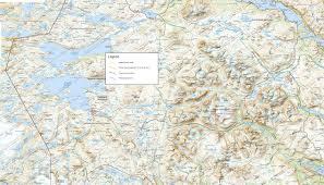 Norwegian Air Shuttle Route Map by Hiking Sarek An Englishman U0027s Guide One Swedish Summer