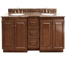 granite top 60 inch double sink bathroom vanity overstock shopping