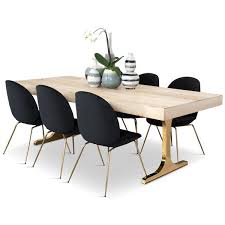 contemporary dining room tables modern dining tables online modshop