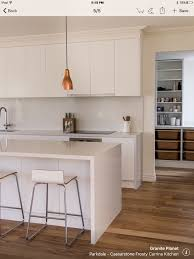 caesarstone frosty carrina countertops and backsplash bungalow