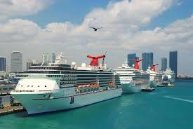 cruise travel agents images Carnival cruise line offering more than 75 ship inspections for