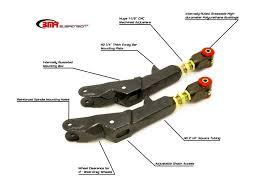 camaro parts 2012 2010 2015 camaro adjustable arms bmr 2012