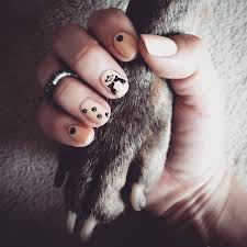 lacquered lawyer nail art blog must love dogs