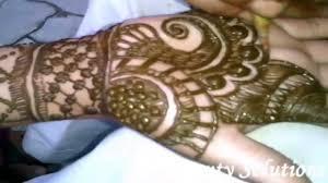 bridal mehndi designs beautiful heena simple and unique 5