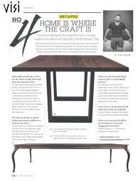 visi magazine q u0026a january 2015 andrew dominic furniture