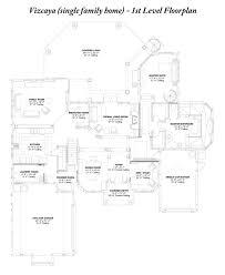 18 vizcaya floor plan roof ideas for contemporary house