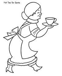 9 christmas coloring pages images coloring