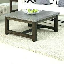 Cement Coffee Table Coffee Table Magnificent Polished Concrete Coffee Table Cement