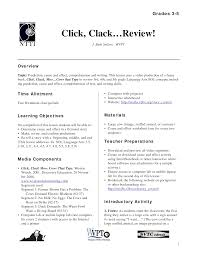 exle of teaching resume cool preschool resume exles gallery entry level