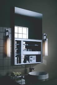 Bathroom Medicine Cabinets Recessed Robern Lighted Medicine Cabinets Ideas On Medicine Cabinet