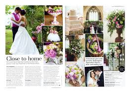 wedding flowers magazine wedding flowers magazine country house flowers