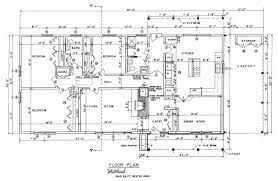 Large Ranch House Plans by Ranch House Floor Plan O Playuna