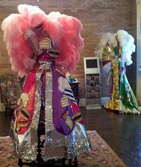 mardi gras cape odds and ends there is only 1 meps