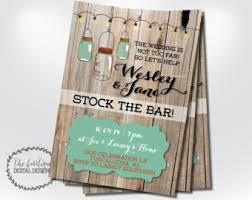 stock the bar party stock the bar party invitations kawaiitheo