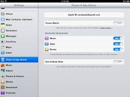 apple wallpaper changed ipad basics how to change the apple id on the ipad ipad insight