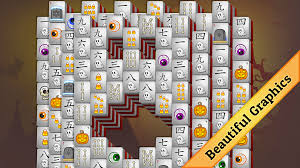 halloween puzzles online halloween mahjong android apps on google play