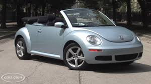 punch buggy car convertible 2009 volkswagen new beetle overview cars com