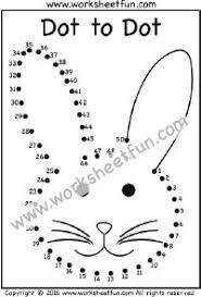 easter worksheets u2013 missing numbers u2013 1 u2013 50 u2013 four worksheets