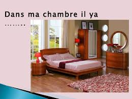 vocabulaire de la chambre ma chambre essay with presentation et les vocabulaire july 2010 bi