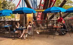 Family Garden Restaurant Busch Gardens Tampa Bay Florida Theme Park Tampa Florida