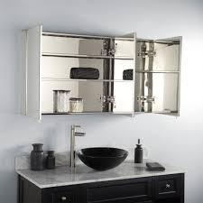 bathroom cabinets elegant recessed medicine cabinet without