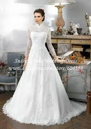 robe mariã e manche longue col haut à manches longues zuhair murad robes de mariée en