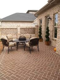 Basket Weave Brick Patio by Design Options And Shapes Pine Hall Brick Inc