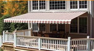 Retractable Porch Awnings Retractable Awnings U0026 Patio Screens In New Orleans C Bel For