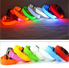 dog collar lights waterproof light up led cat collar wholesale cat collar suppliers alibaba