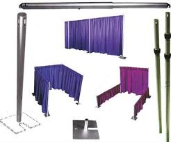 pipe and drape rental nyc audio visual lighting pipe and drape custom event rental for