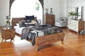 Rustic King Bedroom Sets - campestre natural rustic 3 pc king bedroom set