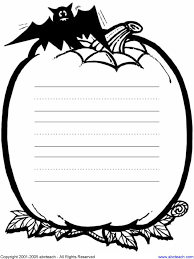free lined paper template for kids pdf 31kb 1 page s