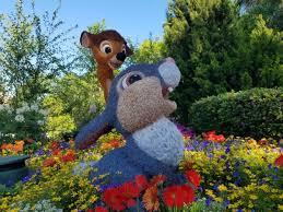 2018 epcot u0027s international flower u0026 garden festival