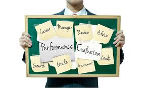 a simple guide to performance review template u2013 evaluationforms