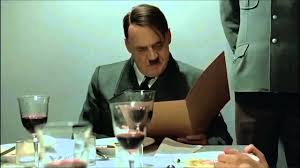 Downfall Meme Generator - template hitler s dinner rant make your own funny downfall