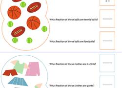 2nd grade fractions worksheets u0026 free printables education com
