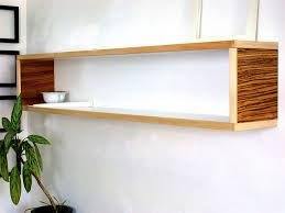 contemporary floating wall shelves gallery home wall decoration