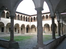 what is a courtyard university of bergamo wikipedia