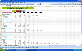 Spreadsheet Template Excel Sle Budget Spreadsheet Excel Budget Template Excel