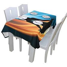 fire table cover rectangle baihuishop yin yang red and blue fire tablecloth rectangular