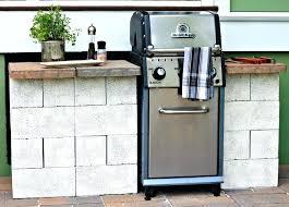 Outdoor Kitchen Island Plans Diy Outdoor Kitchen Best Outdoor Kitchen Ideas On Grill Station
